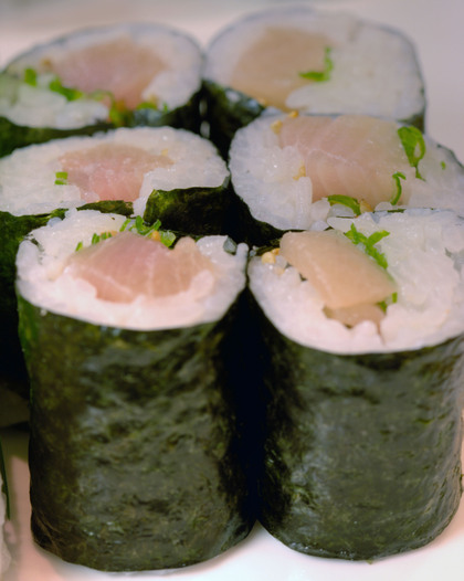 Yellow Tail Roll (6)
