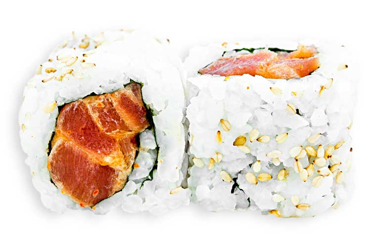Spicy Tuna Roll (8)