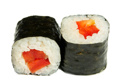 Roasted Red Pepper Roll (6)