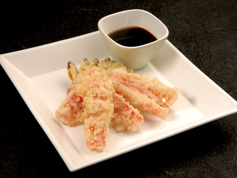 Kani Tempura (8 Pieces)