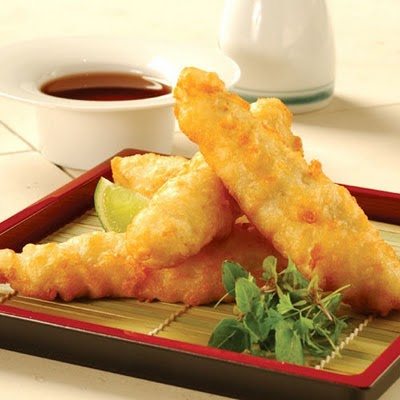 Chicken Tempura (White Meat)