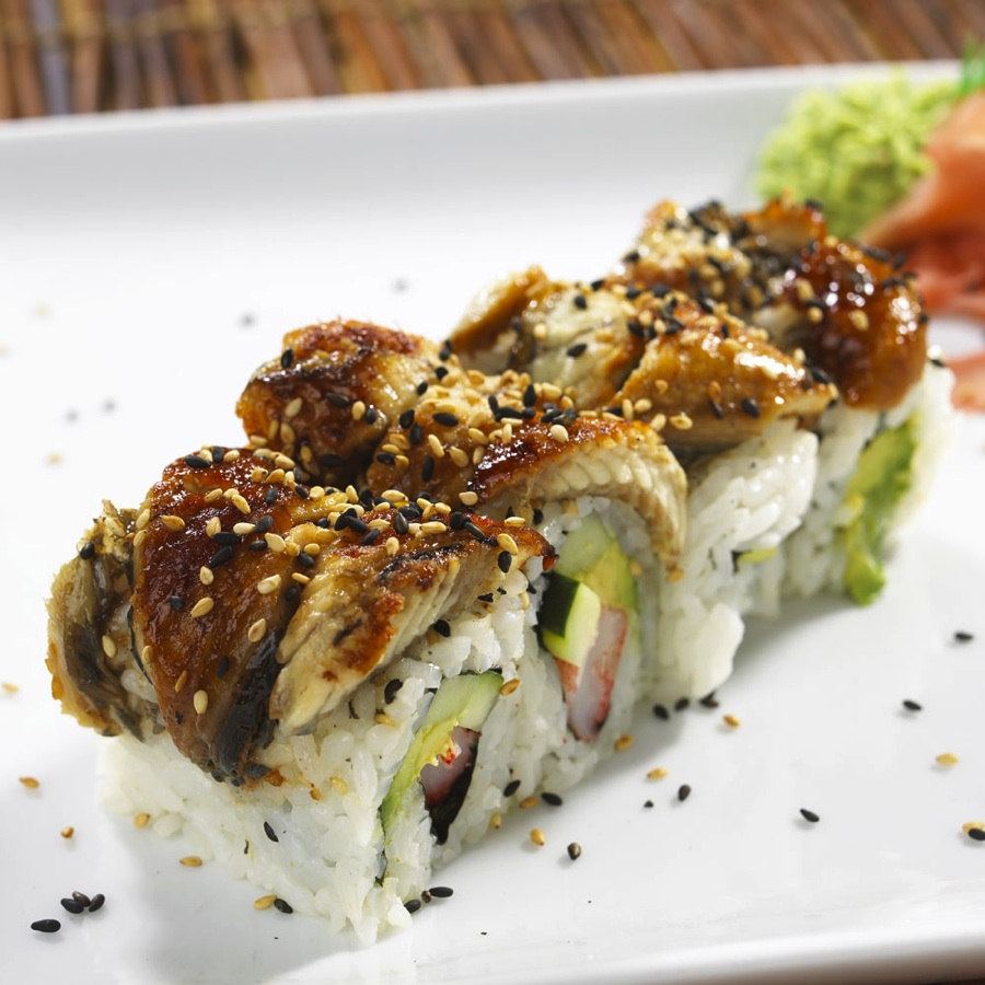 Dancing Eel Roll