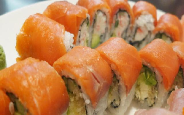 Red California Roll