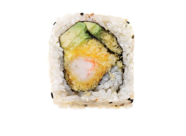 Dynamite Roll (Shrimp Tempura Roll)