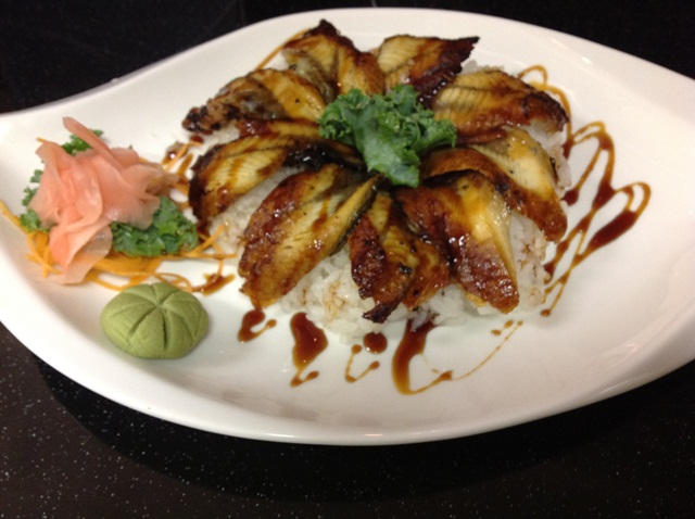 Unagi Don (9 Pieces BBQ Eel)