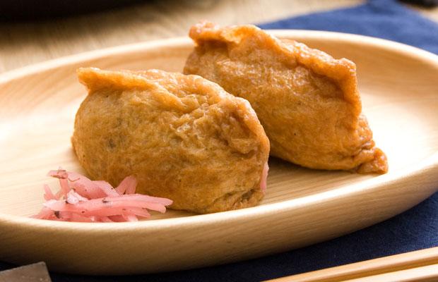 Inari (Sweet Tofu)