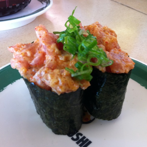 Spicy Tuna Sushi