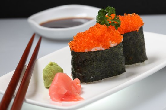 Tobiko (Fish Eggs)